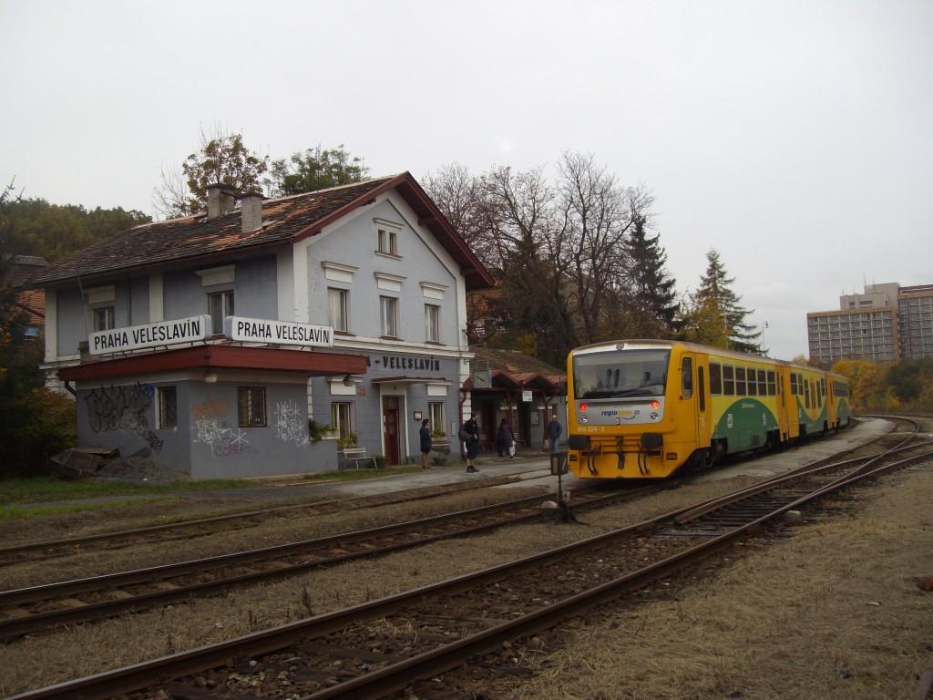 Praha-Veleslavin