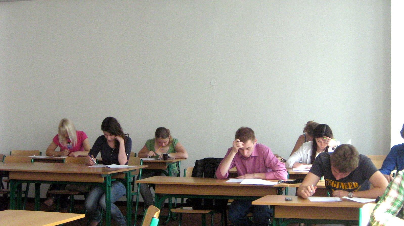 К чему снится экзамен в школе