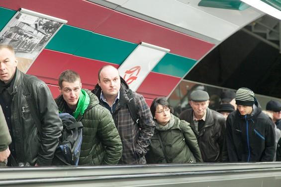 Продолжение зеленой ветки пражского метро - Боржиславка / Prodloužení metra A - Bořislavka