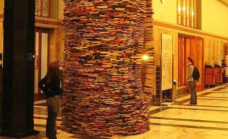 Городская библиотека в Праге