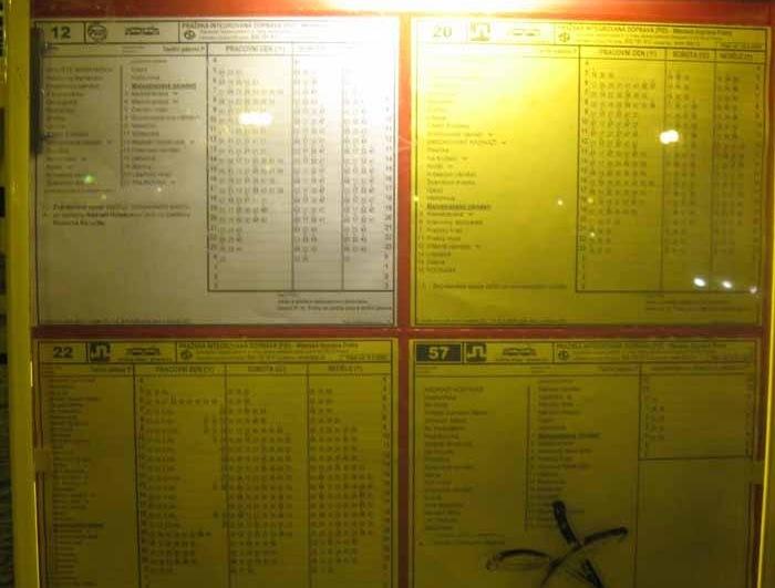 Расписание трамваев