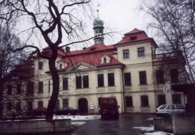 Замок Велеславин