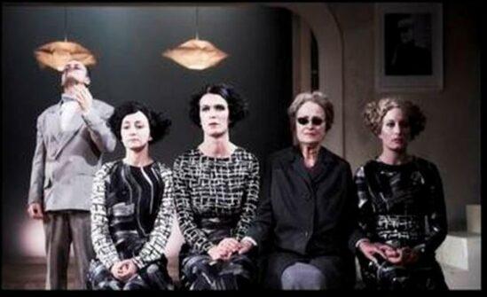 Спектакль «Три сестры»