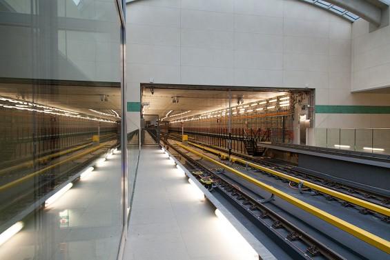 Продление зеленой линии пражского метро - Немоцнице Мотол / Prodloužení metra A - Nemocnice Motol